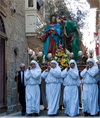 Rabat-good-friday-procession